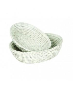 Corbeilles à pain ovales (2)