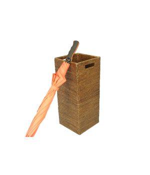 Porte parapluie carré*