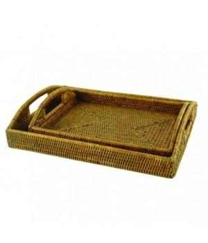 Box rectangular. with lid